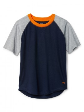 Camiseta masculina infantil 3 cores
