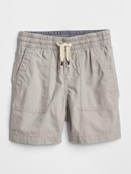 Bermuda masculina infantil lisa