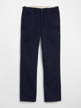 Calça masculina infantil khaki