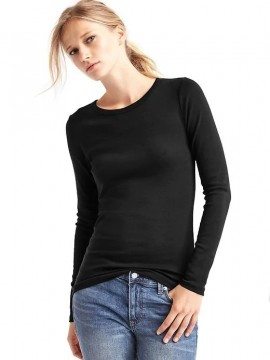 Camiseta feminina adulto lisa