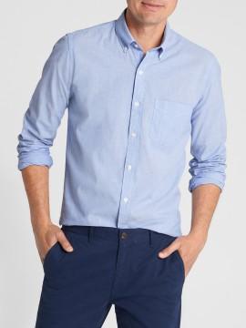 Camisa masculina adulto slim