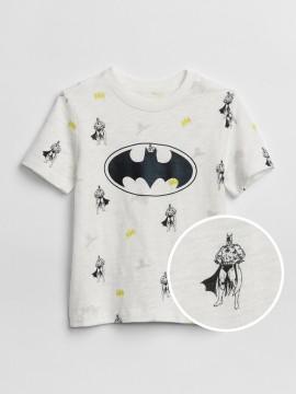 Camiseta masculina infantil com estampa super herois