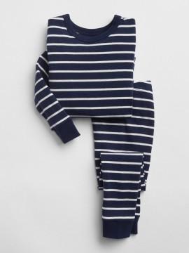 Pijama infantil masculino listrado