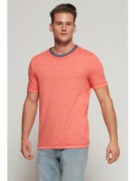 Camiseta masculina adulto lisa