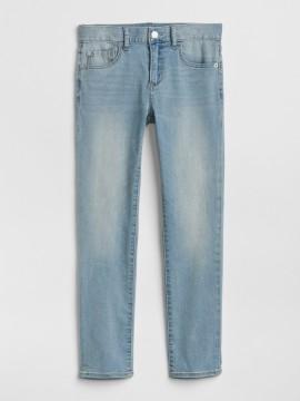Calça masculina infantil jeans slim Wearlight