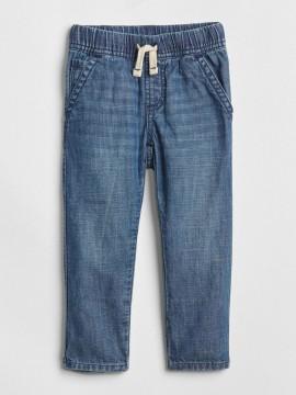 Calça masculina infantil jeans lighweight denim