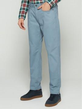 Calça masculina adulto slim com stretch