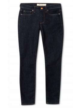 Calça feminina adulto jeans skinny stretch