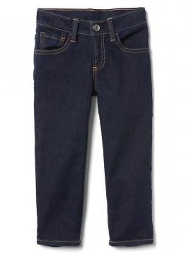Calça masculina infantil jeans straight com stretch