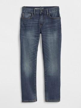 Calça masculina infantil jeans skinny