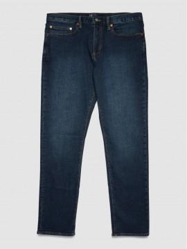 Calça masculina adulto jeans slim com GapFlex