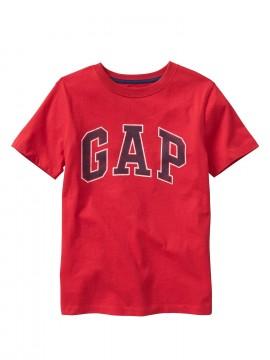Camiseta masculina infantil com LOGO