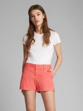 Short feminino adulto colorido
