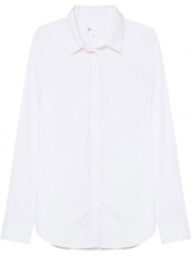 Camisa feminina adulto em Oxford
