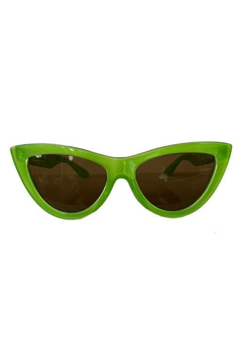 Lala Rudge X AC Brazil -Belle Gatinho Verde Neon