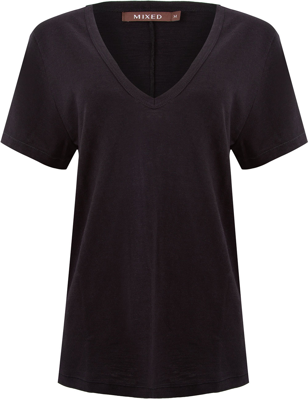 Camiseta Basic Gola V