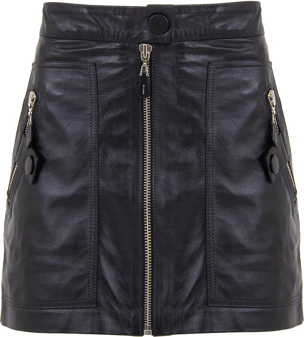Mini Saia Leather London