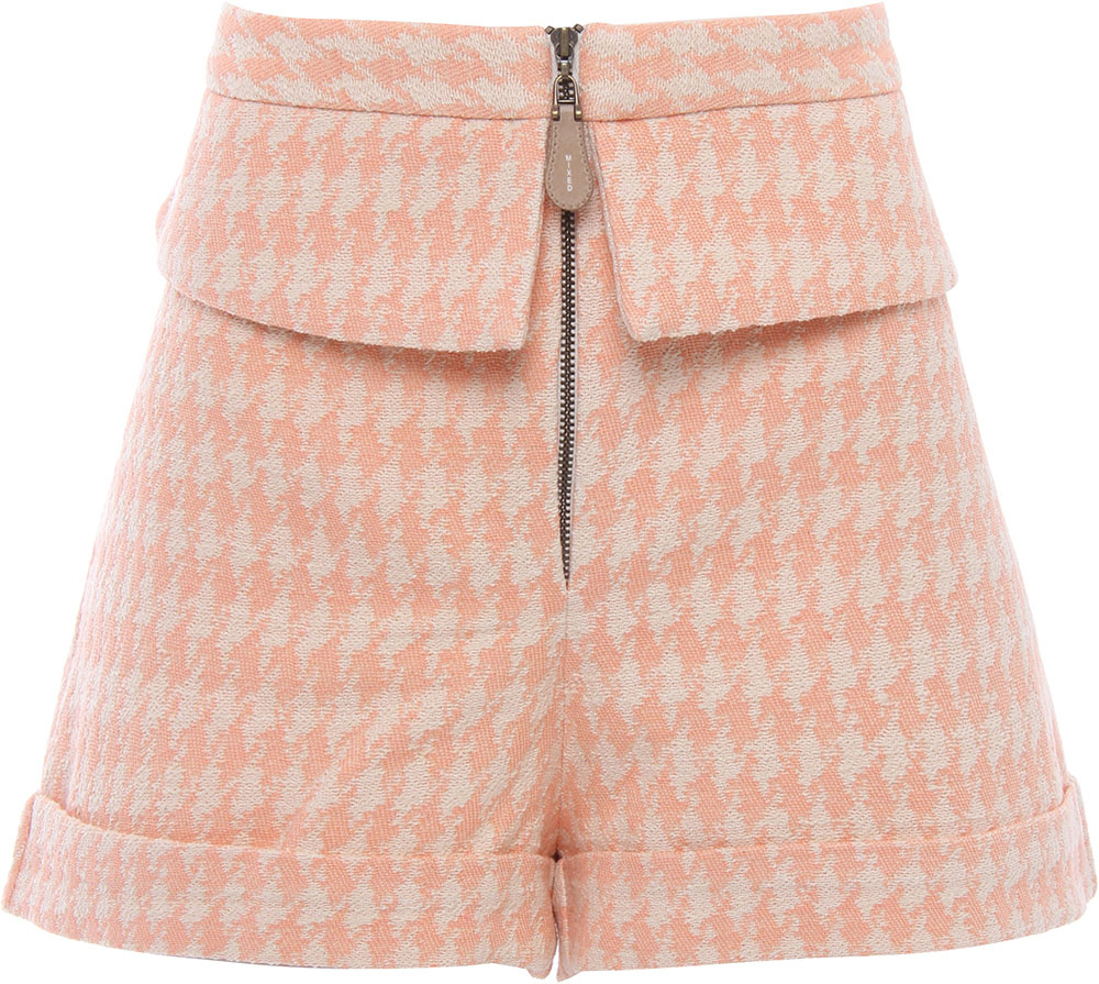 Shorts Saia Vicky Papaya