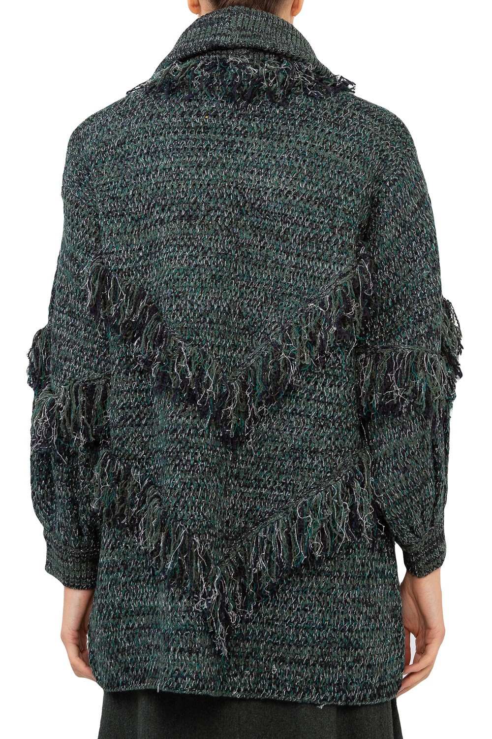 CASACO TRICOT FOREST