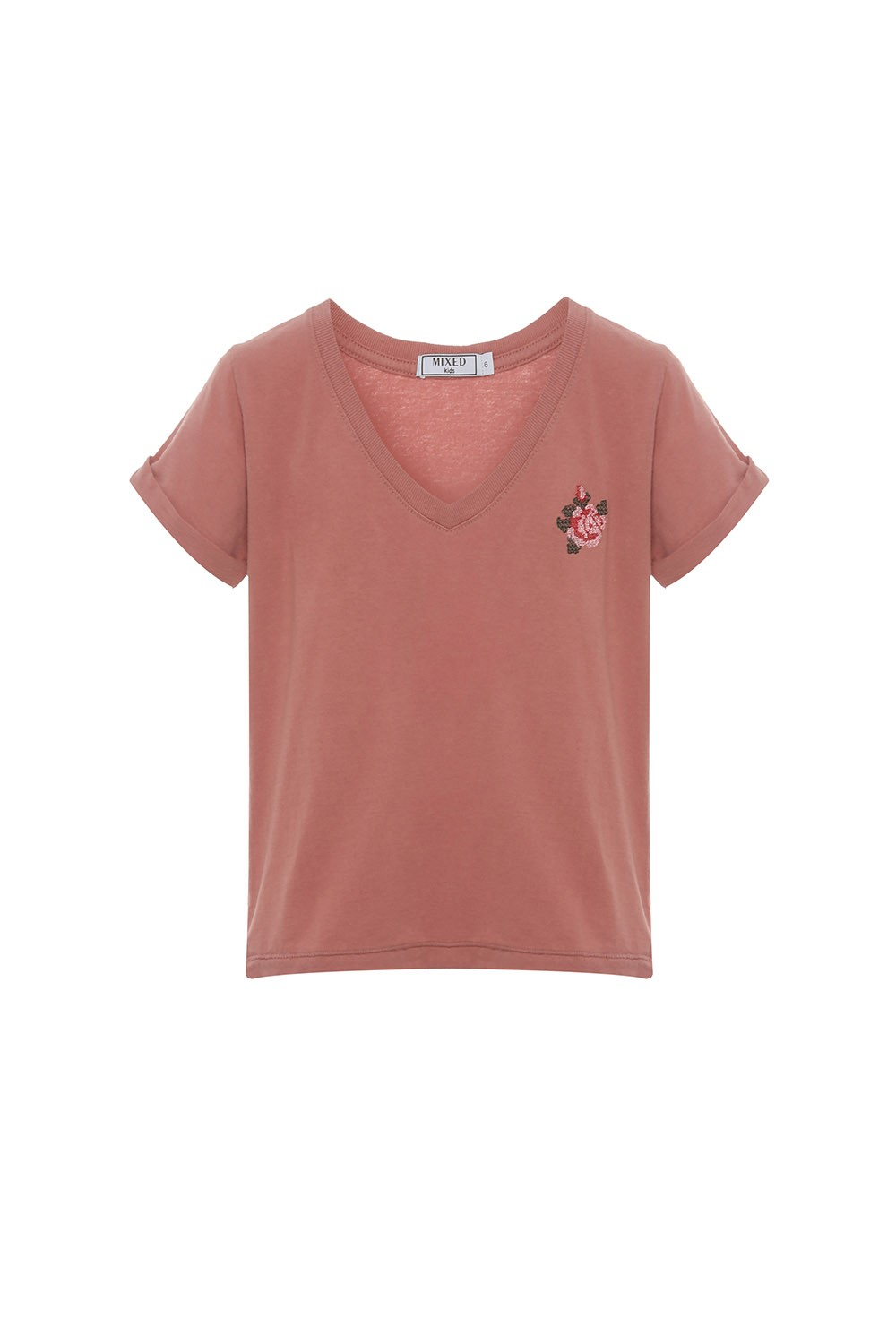 CAMISETA BLUSH BRONZE KIDS I21