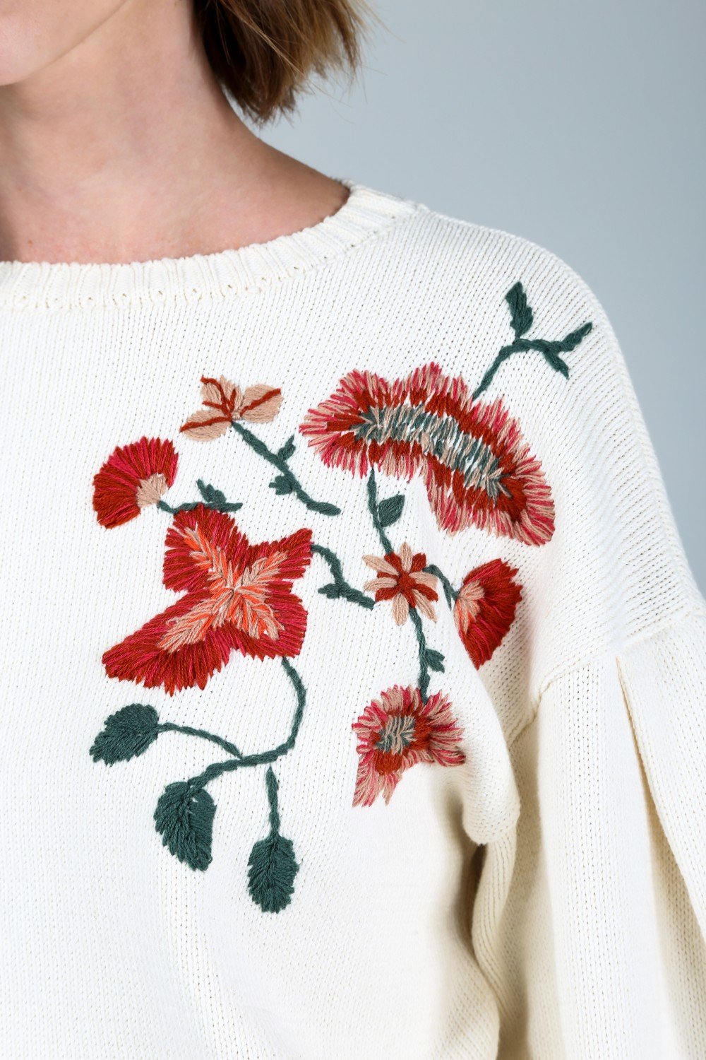 TRICOT BLOOMING I21