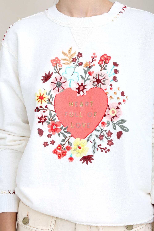 MOLETOM HEART I21