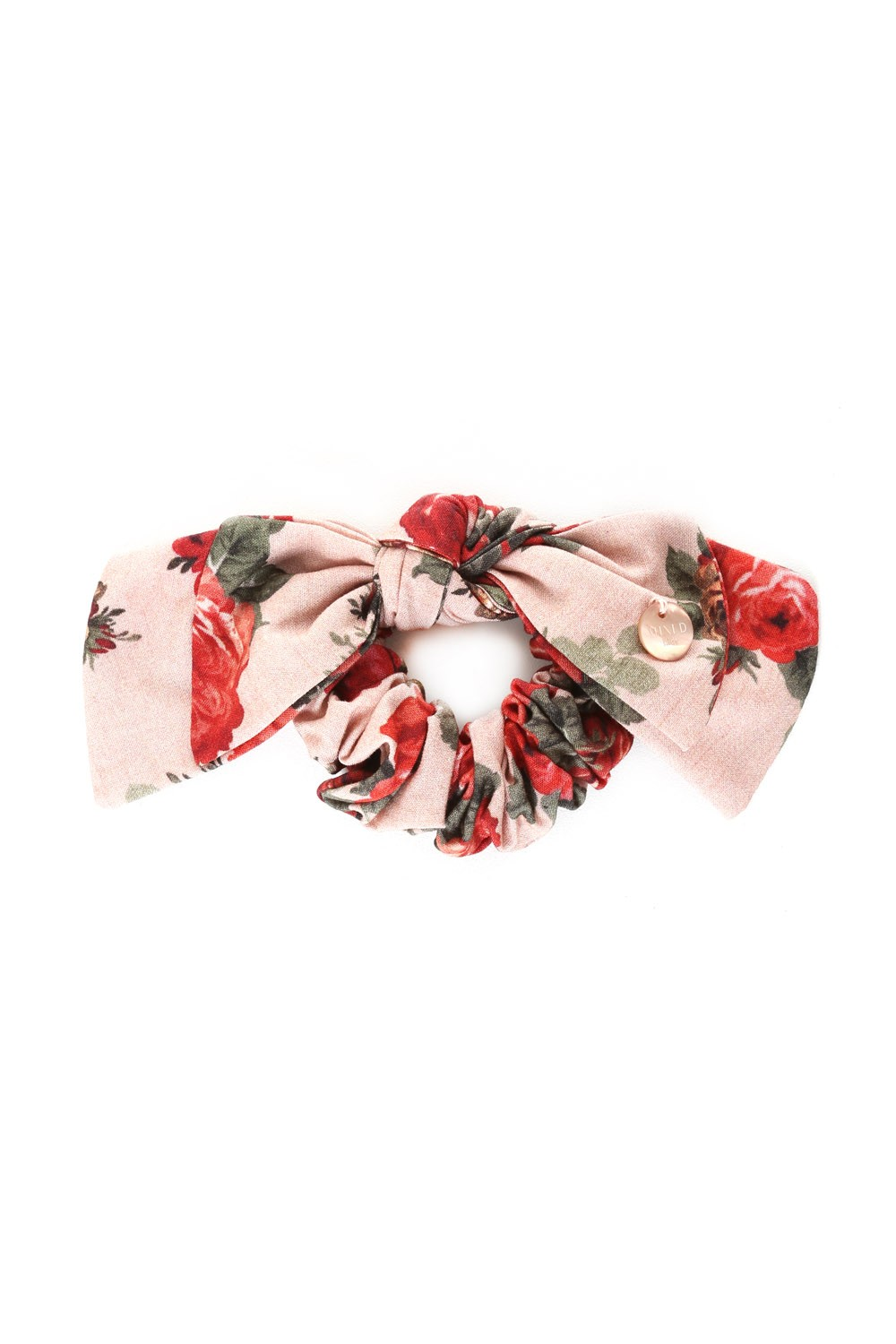 SCRUNCHIE BOW KIDS I21