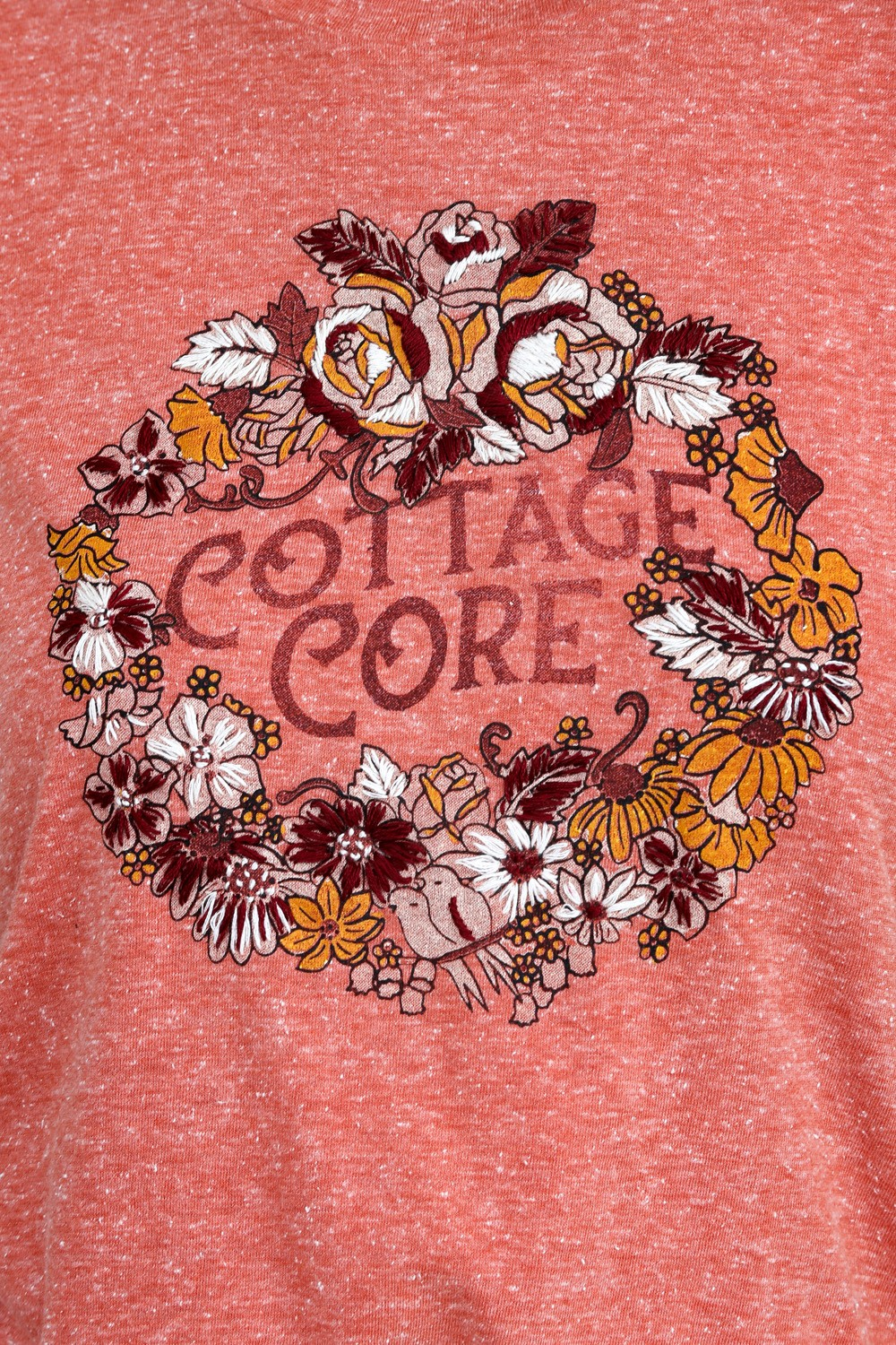 CAMISETA COTTAGE CORE I21