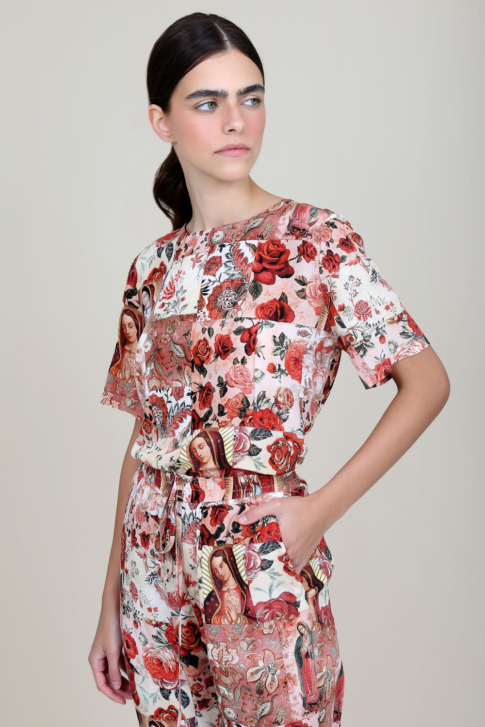 BLUSA PATCHWORK GUADALUPE I21