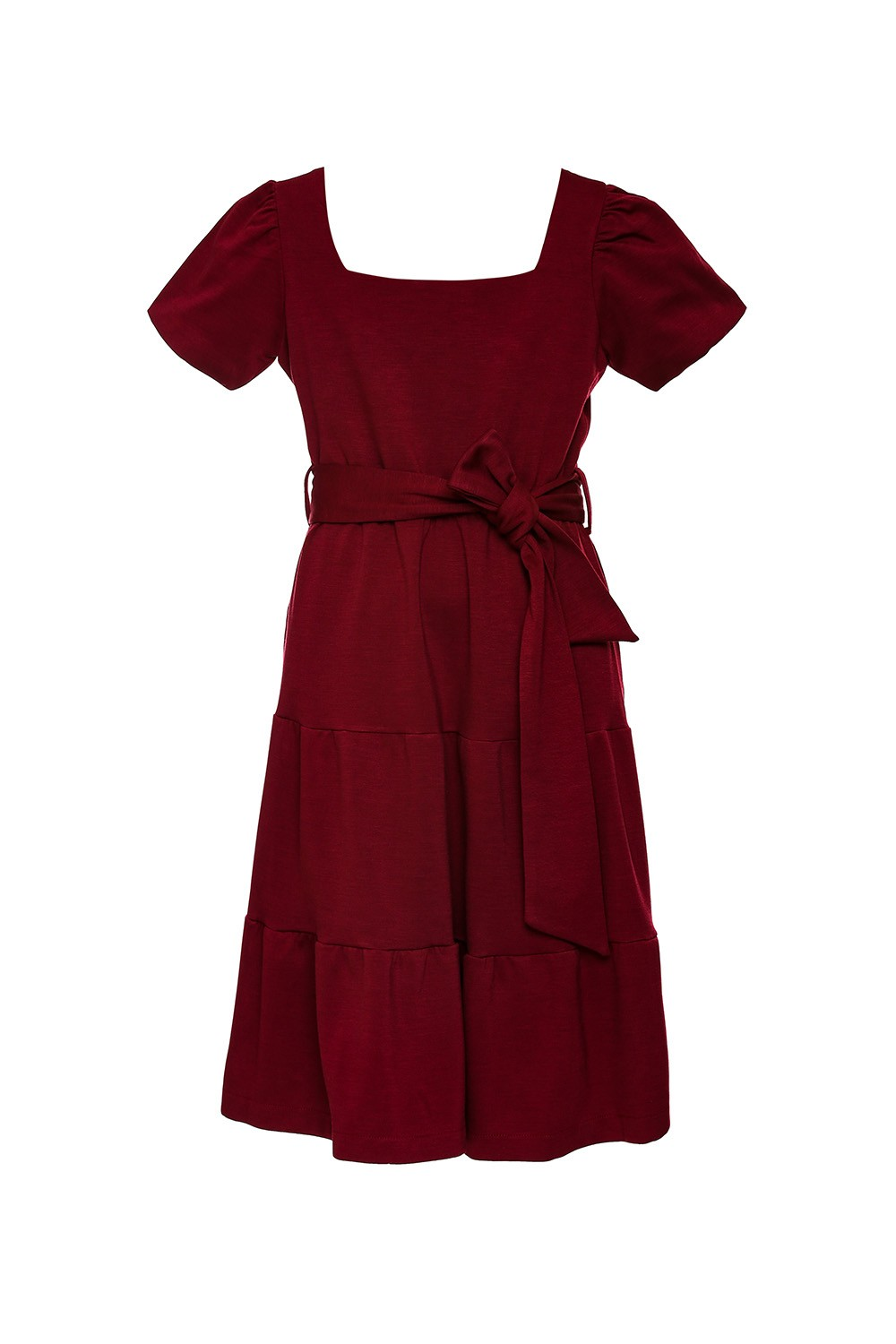 VESTIDO RED WOOD KIDS I21