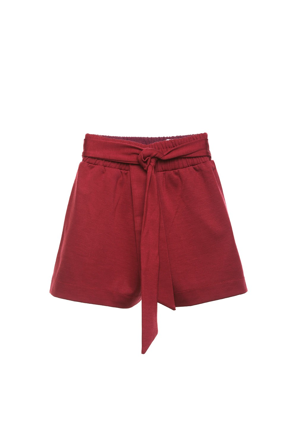 SHORTS RED WOOD KIDS I21