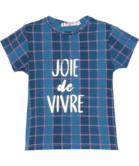 CAMISETA JOIE DE VIVRE KIDS