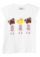 CAMISETA 3 MARIAS LITTLE KIDS