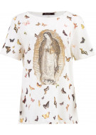 CAMISETA GUADALUPE BUTTERFLY