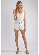 REGATA RENDA FRANJAS OFF WHITE