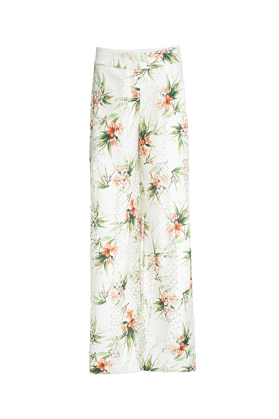 PANTALONA FLOR DO AGRESTE OFF WHITE