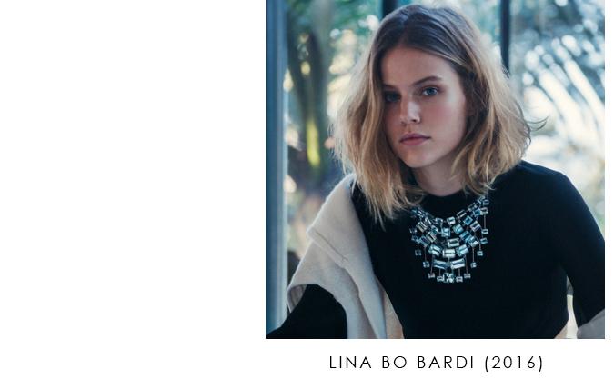 LINA BO BARDI (2016)