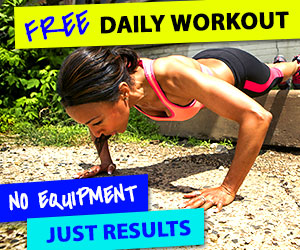 Free Daily Workouts