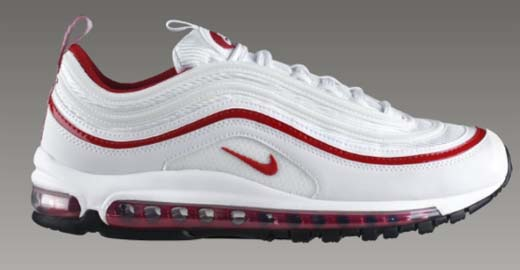SEPATU NIKE AIR MAX AIRMAX 97 RED CRUSH PREMIUM
