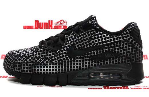Nike Air Max 90 Current TZ | Black White | Grid Pack OG