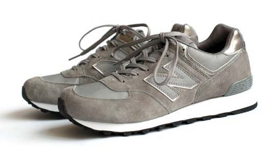 new balance 574 silver grey