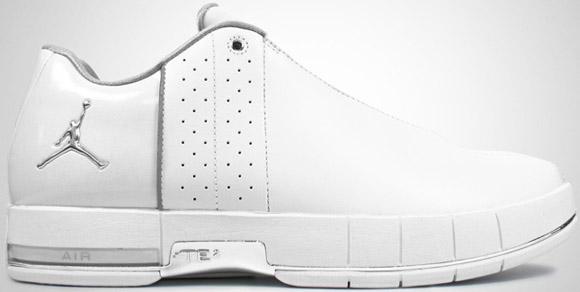 ... Nike Air Jordan Team Elite II Low (White Red) 310011 161 ... Jordan  Team Elite II Low Metallic Silver . ae4bf8f9f