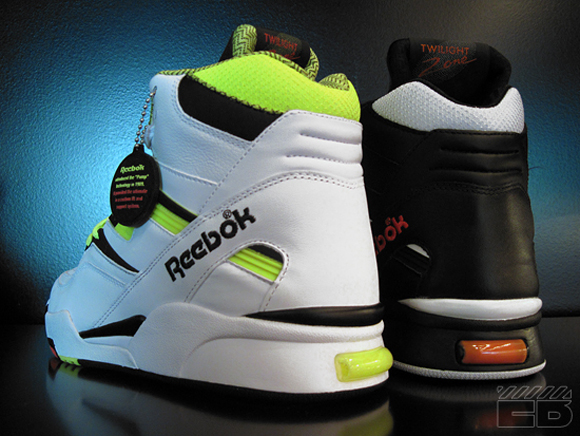 Reebok Pump Twilight Zone  f11321d1b