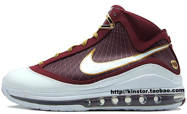 "a50502e957ea ... Nike Air Max Lebron VII (7) ""Christ the King†."
