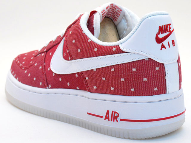 Nike Wmns Air Force 1 Saint Valentine S Day 2010 Eu Kicks