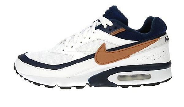 best sneakers 2bb7e 20fc4 ... sweden nike air max classic bw white navy brown 474f6 cc0d1