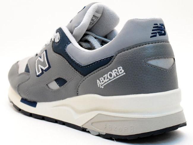 online retailer ff4de b55b0 new zealand new balance 1600 grey ac4d3 08b9a