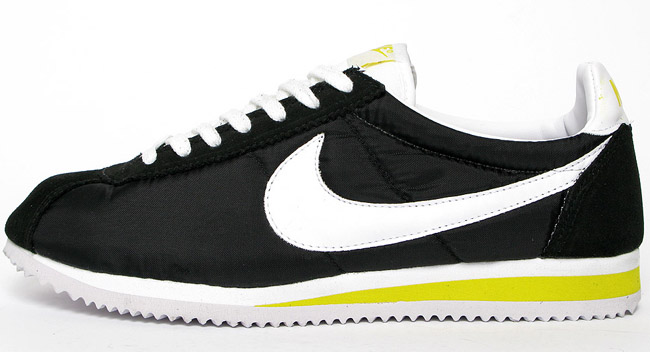 new product 3f5a4 4ceb1 spain nike cortez black and yellow ac6b4 4b390