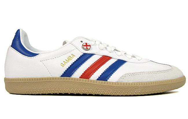 e011f48ce ... sweden adidas originals samba england 2010 world cup edition 89647 cdebf