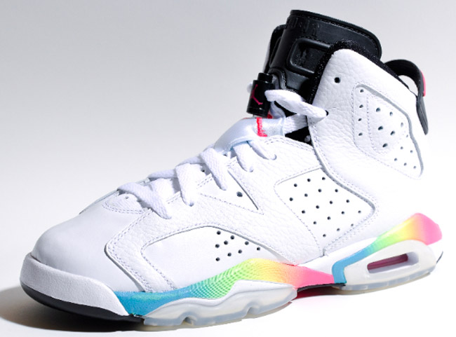 nike air jordan 6 retro gs